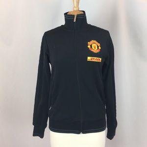 Nike Manchester United Soccer Football Jacket